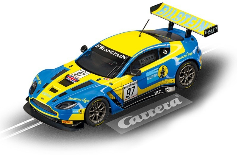Carrera Digital 132 Aston Martin V12 Vantage GT3 --LOSE--