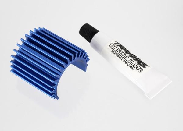 Traxxas Kühlblech für Velineon 380 Brushless-Motor