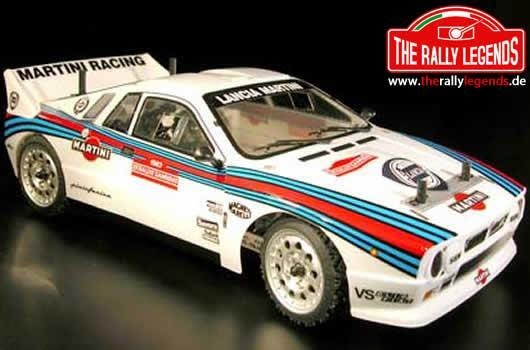 The Rally Legends - Karosserie - 1/10 Rally - Scale
