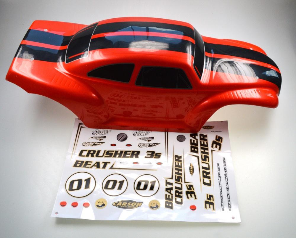 Carson X10ET Beat Crusher Karosserieset