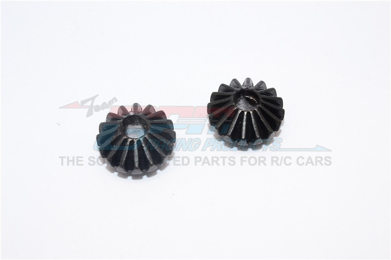GPM steel large bevel gear - 2PCS for Tamiya TT-02 & TT-02B