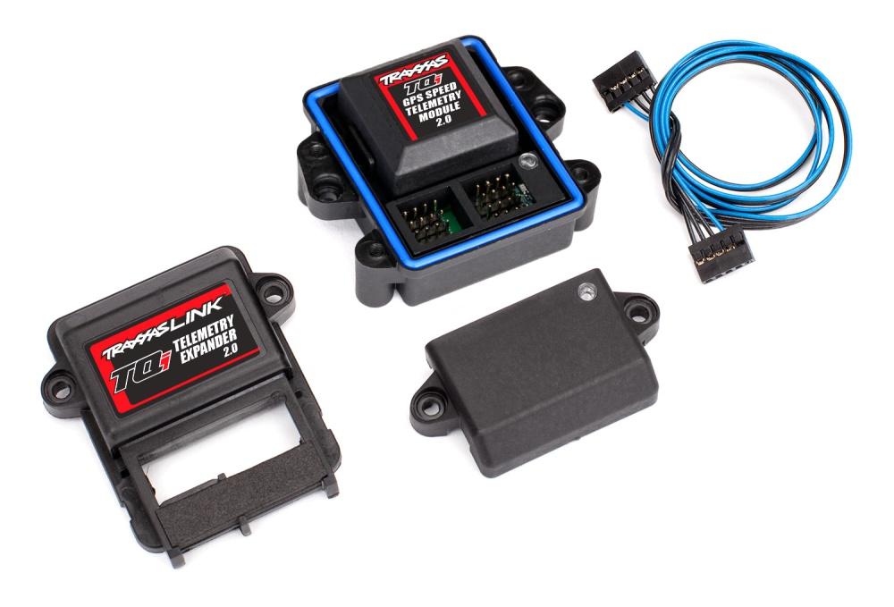 Traxxas Telemetrie Expander 2.0 und GPS Modul 2.0