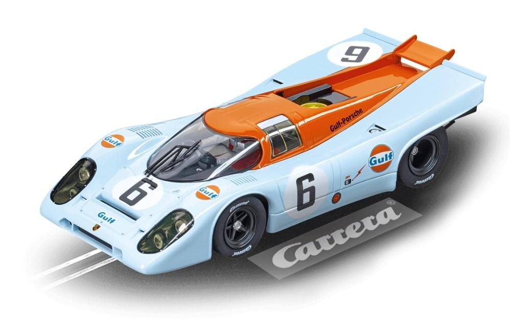 Carrera Digital 124 Porsche 917K J. W. Automotive