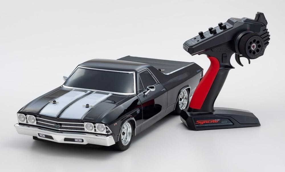 Kyosho FAZER MK2 (L) Chevy El Camino SS396 1969 2.4GHz