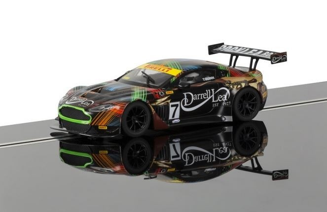 Scalextric Aston Martin GT3 #7 2013 Clipsal HD
