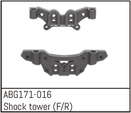 Absima Shock tower F/R