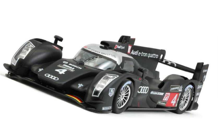 Slot.it Audi R18 e-tron quattro #4 24h Le Mans Test 2013