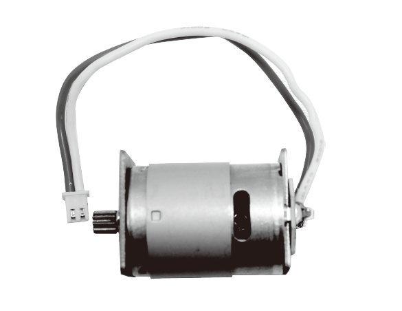 Absima RL 380 Motor and Copper Pinion