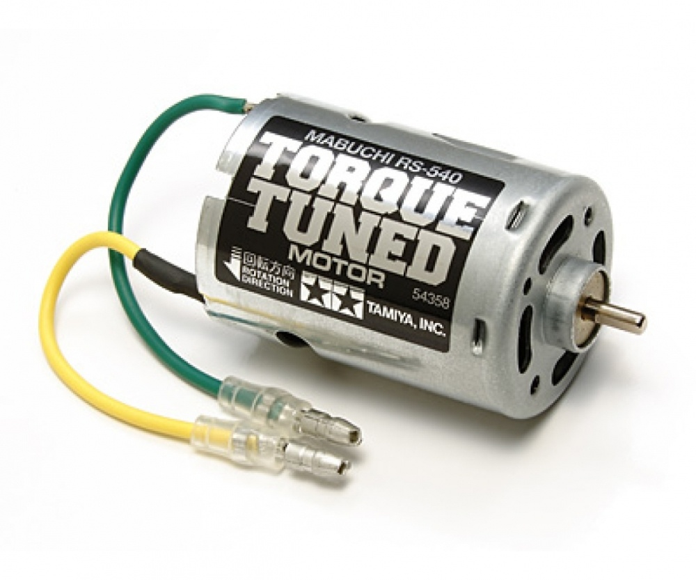 Tamiya E-Motor RS-540 Torque-Turned