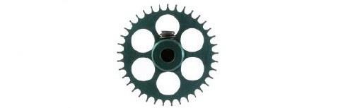 NSR SW Gear/Zahnrad 37T 18.5mm Fly/Scalextric/TSRF