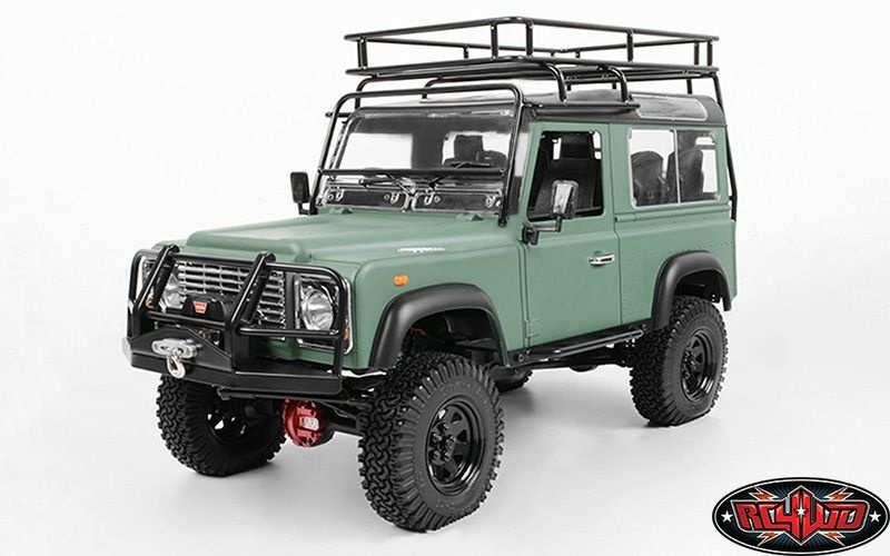 RC4WD Gelande II RTR D90 Truck Kit (Limited Edition) 2.4GHz