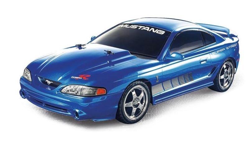 Tamiya RC Mustang SVT Cobra R 95 (TT-01E) Bausatz 1:10