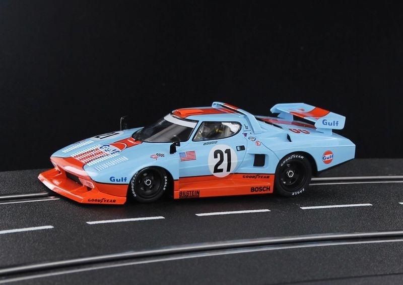 Sideways Stratos Turbo Gr. 5 - Gulf Racing -