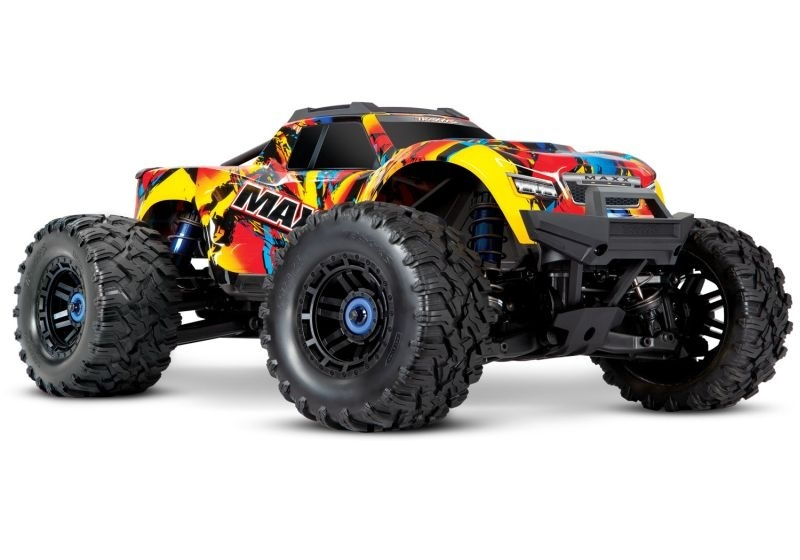 Traxxas MAXX 1/10 Monster-Truck Brushless TQi2.4GHz TSM