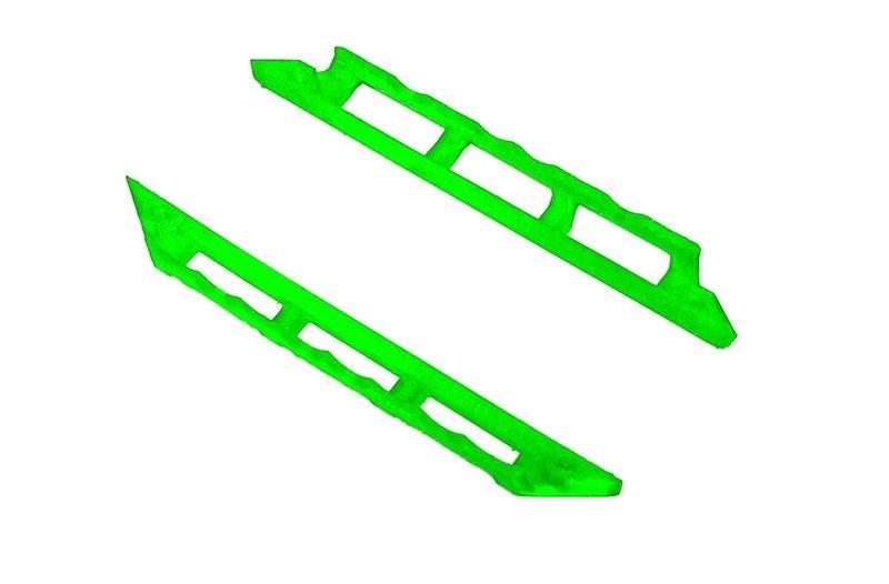 JS-Parts Sidebar ultraflex für Traxxas Maxx grün