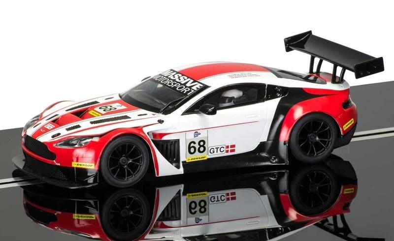 Scalextric Aston Martin Vantage GT3 ELMS 2015