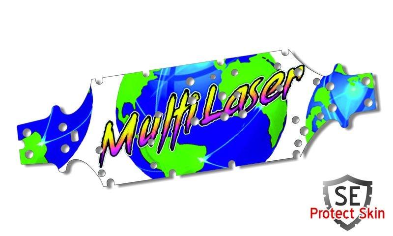JS-Parts SE Protect Skin Printed Multi Laser