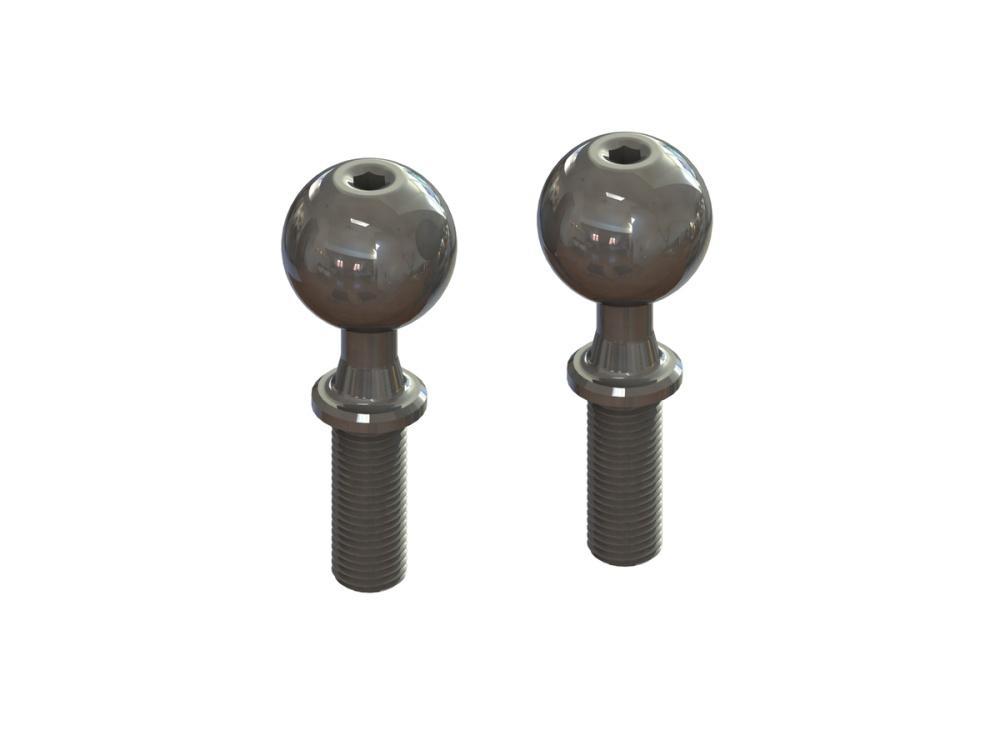 Arrma Pivot Ball - Fine Thread M6x14x37mm (2) (ARA330657)