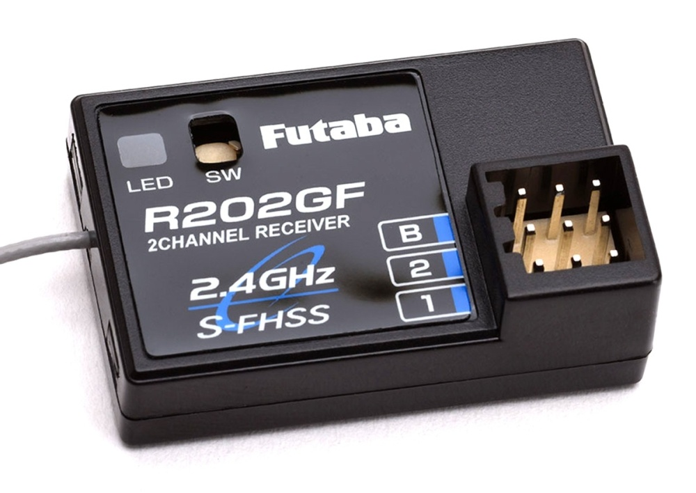 Futaba Empfänger R202GF 2,4GHz S-FHSS
