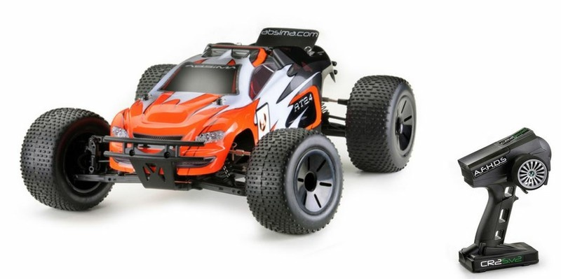 Absima EP 4WD Brushless Truggy AT2.4BL RTR 1:10