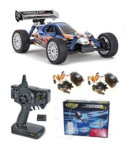 Carson Specter Two Sport V25 4,1ccm 1:8 ARR --SPARSET 1--