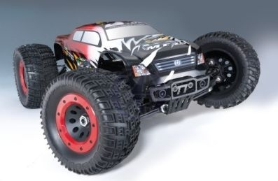 Thunder Tiger MT4 G3 4WD 6s BL Monstertruck 2.4GHz RTR 1:8
