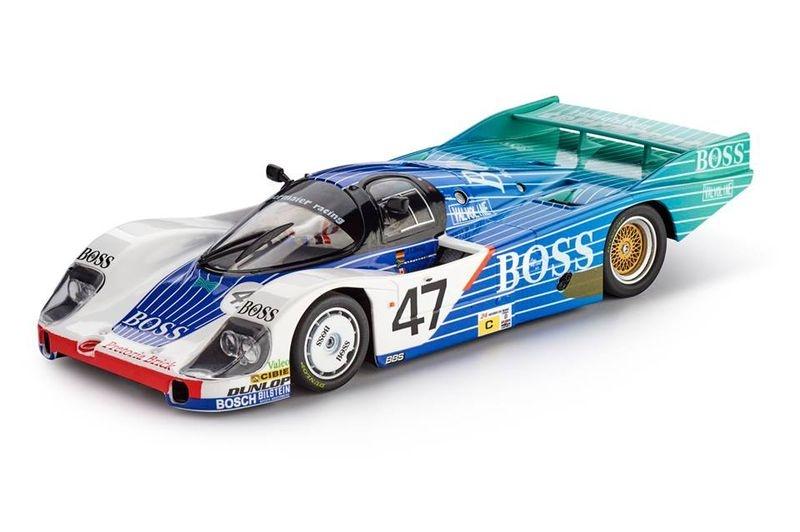 Slot.it Porsche 956 LH #47 Le Mans 1984