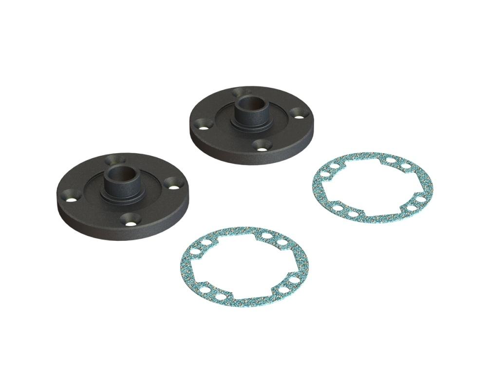 Arrma Metal Diff Cap Set (ARA310974)
