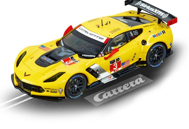 Carrera Digital 132 Chevrolet Corvette C7.R No.3 --LOSE--