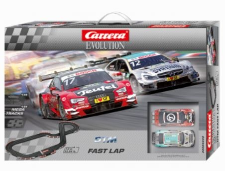 Carrera Evolution DTM Fast Lap