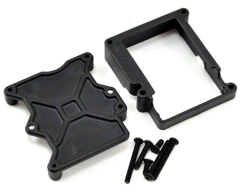 RPM Übergehäuse für TRX VXL-3 Regler schwarz TRAXXAS