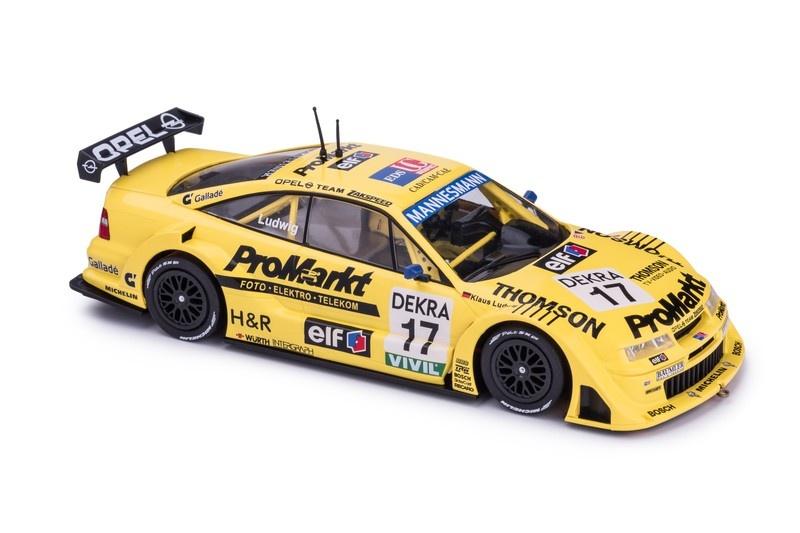 Slot.it Opel Calibra No.17 Norisring 1996 - Klaus Ludwig -