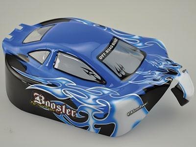Amewi Karosserie Buggy Booster Blau 1:10