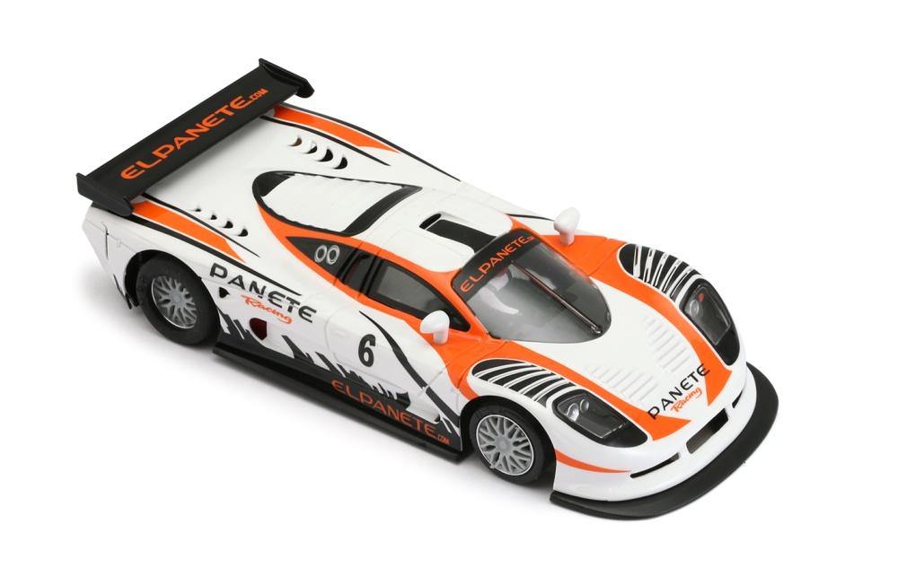 NSR Mosler MT 900 R - Panete Racing orange #6