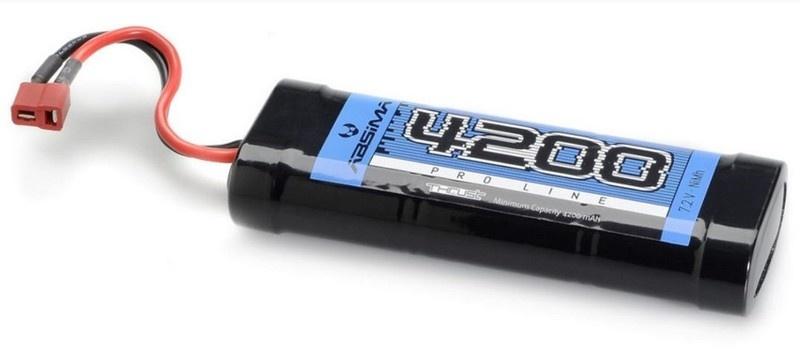 Absima Stick Pack NiMH 7,2V 4200 (T-Plug)