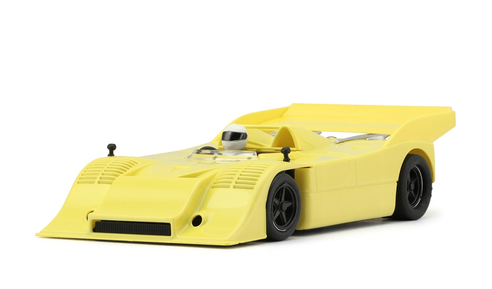 NSR Porsche 917/10K Test Car - Yellow / Sidewinder /