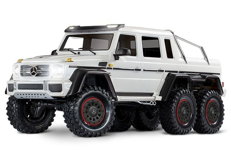 Traxxas TRX-6 Mercedes-Benz G63 AMG 6x6 6WD Scale-Crawler