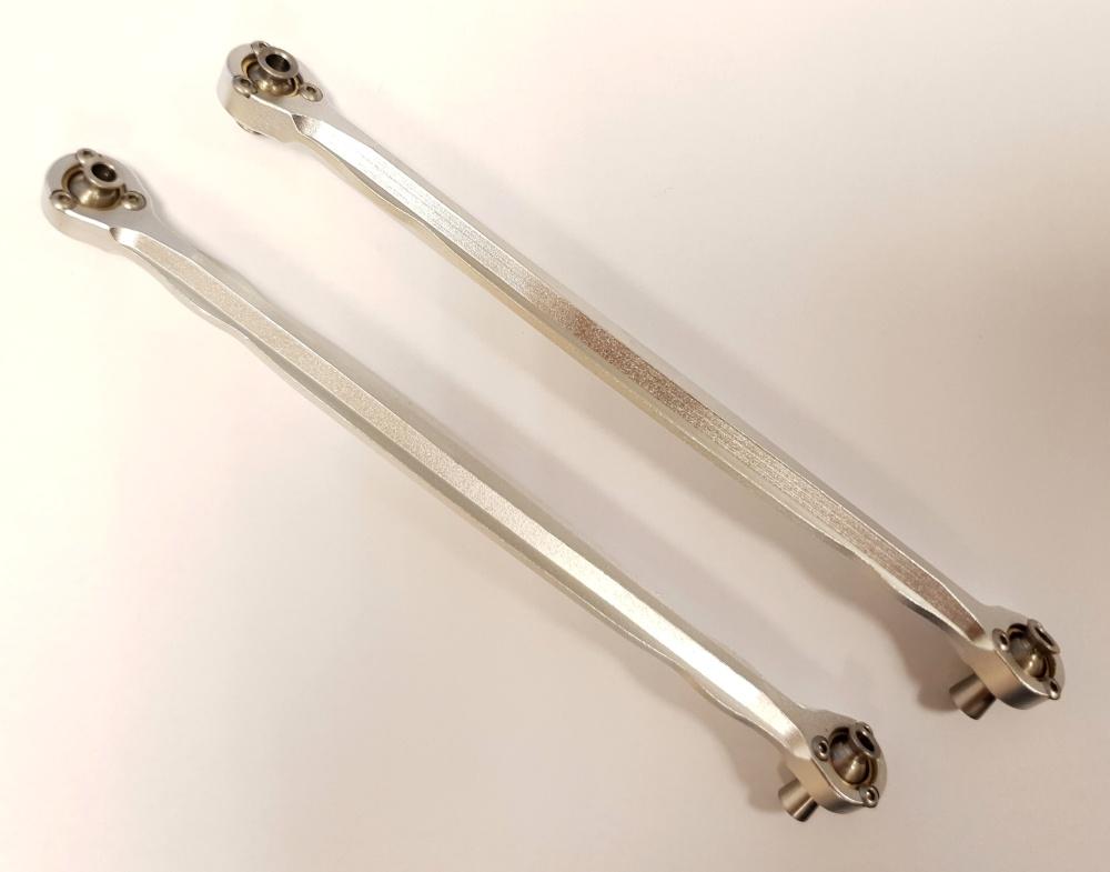 GPM aluminium front steering rod- 1PR Set for Traxxas X-Maxx