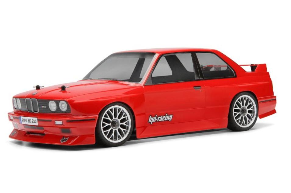 HPI BMW M3 E30 Karosserie 200mm 1:10
