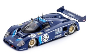 Slot.it Nissan R90CK Le Mans 1990 No. 82