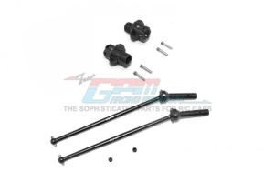 GPM aluminum front cvd+13mm hex - 10PC Set for Arrma Kraton
