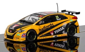 Scalextric BTCC Honda Civic Type R #25 2016 HD