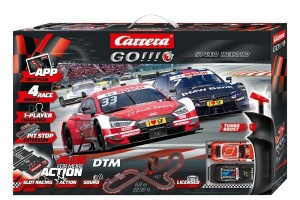 Carrera Go!!! DTM Speed Record