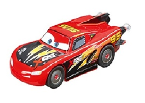 Carrera Go!!! Disney·Pixar Cars - Lightning McQueen - Rocket