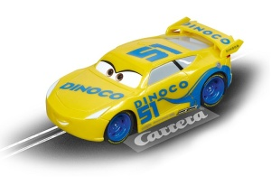 Carrera Go!!! Disney Pixar Cars 3 - Dinoco Cruz