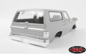 RC4WD Chevrolet Blazer Hard Body Complete Set 1:10