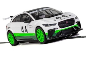 Scalextric 1:32 Jaguar I-Pace Group 44 Heritage Livery HD