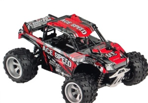 Monstertronic Ace Speed 4WD Brushed Buggy 2.4GHz RTR 1:18