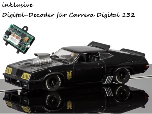 Scalextric 3697 Ford XB Falcon 'Mad Max'