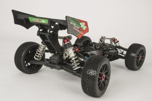 Carson Virus 4.1 4S Brushless 4WD Buggy 2.4GHz RTR 1:8